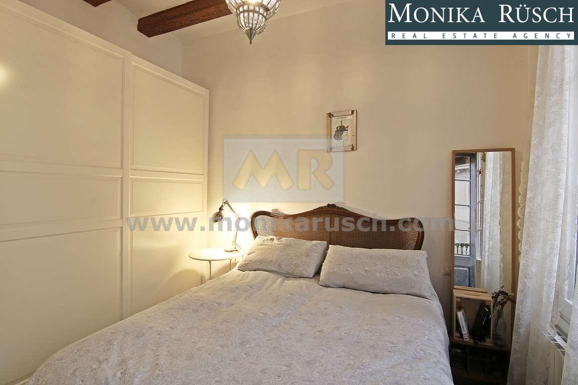Piso en venta en finca regia de una habitaci n doble en poble sec barcelona - Pisos de una habitacion ...